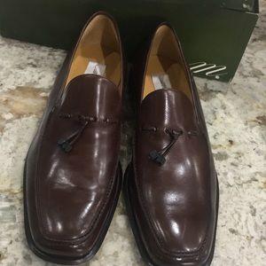 Mezlan men's dress loafers